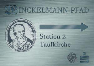 Winckelmann-Pfad Station 2
