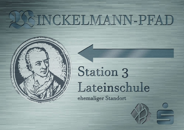 Winckelmann-Pfad Station 3
