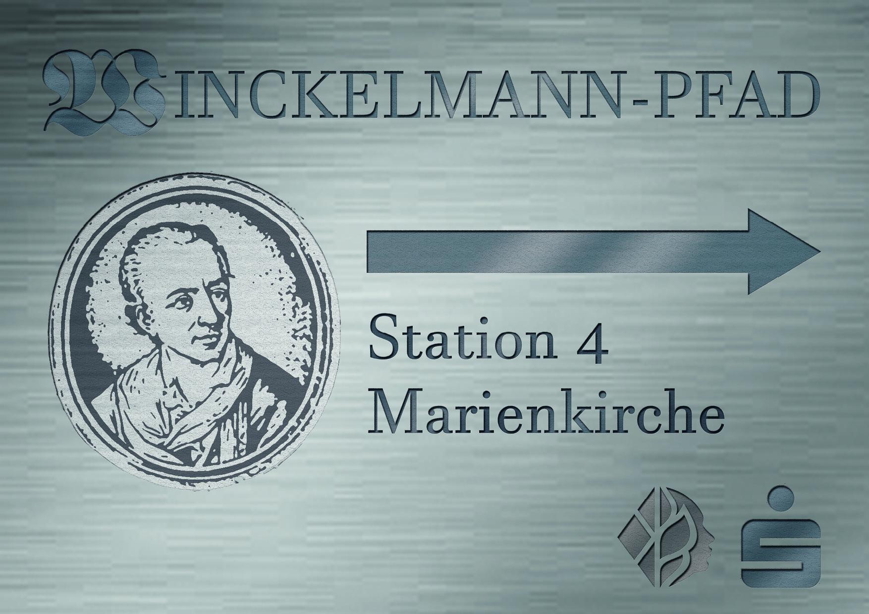 Winckelmann-Pfad Station 4