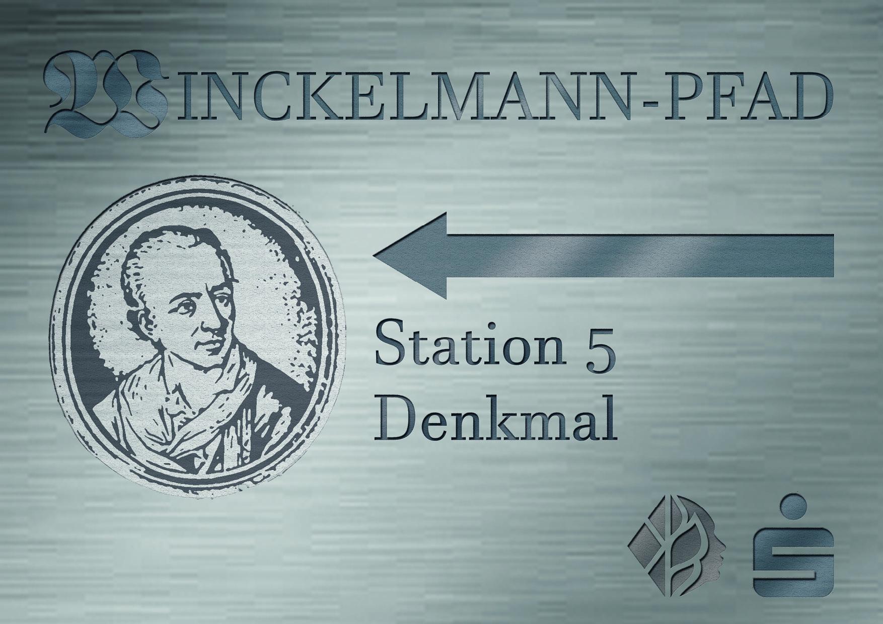 Winckelmann-Pfad Station 5