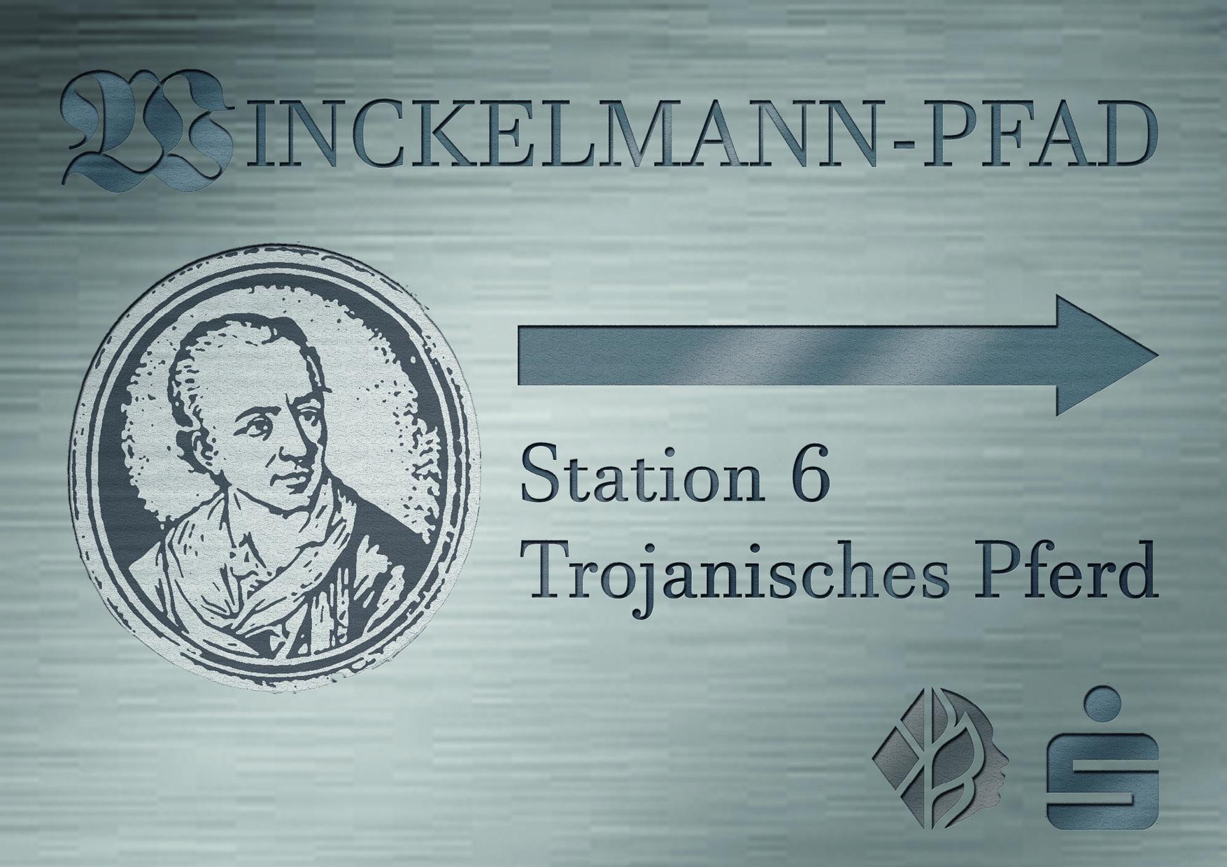 Winckelmann-Pfad Station 6